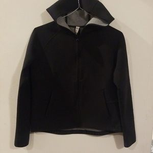 lululemon black hoody size 6